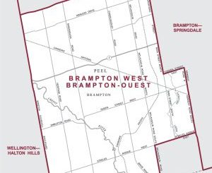 Brampton West Neighbourhood Review - Map