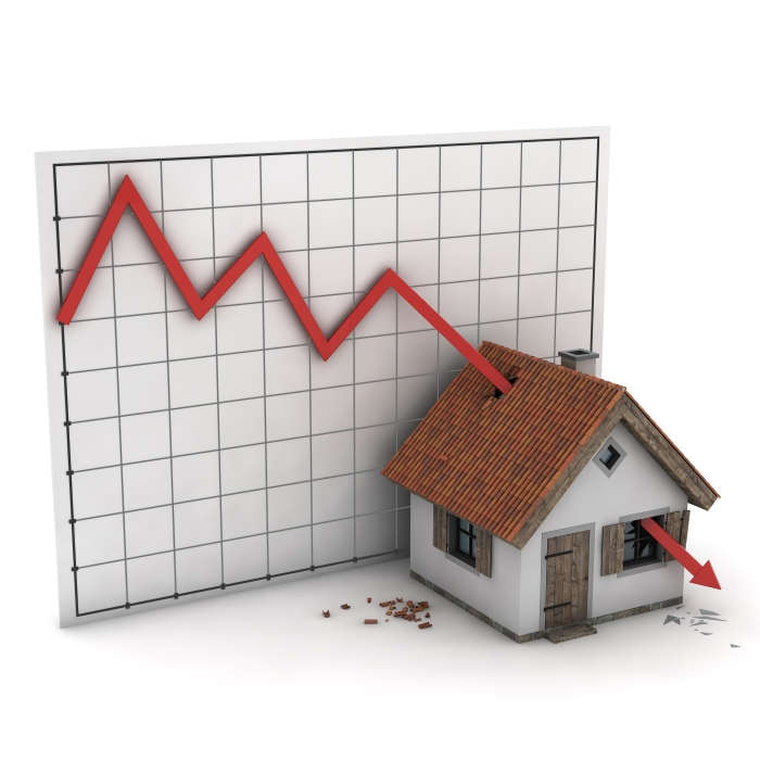 Mississauga Real Estate Market Crash   Charts Tell A Full Story!