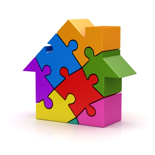 Real Estate Market Puzzle