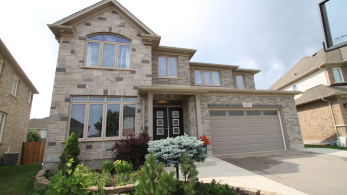 Upscale executive detached home for sale in Kitchener
